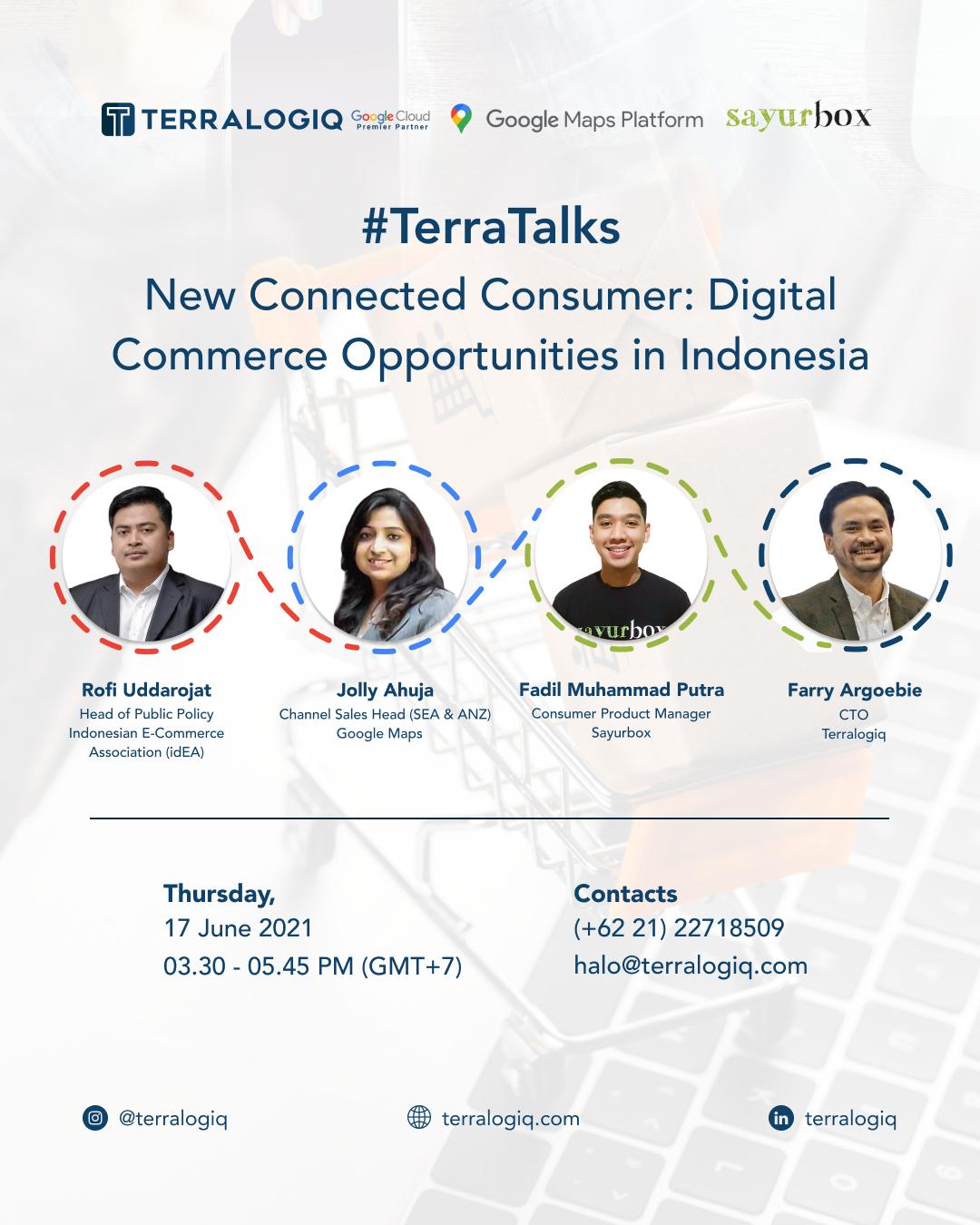 Webinar e-commerce #TerraTalks